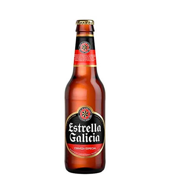 cerveza Estrella Galicia quinto