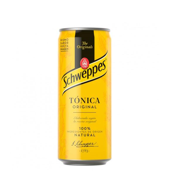 lata tonica schweppees
