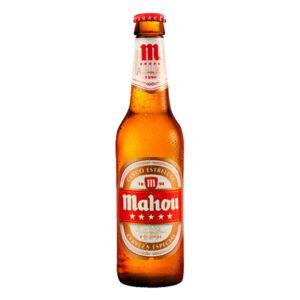 cerveza Mahou Especial