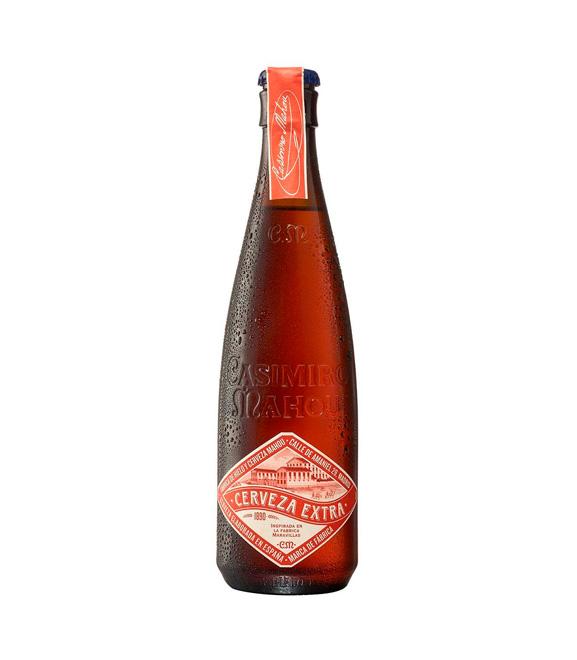 cerveza Mahou casimiro