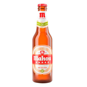 cerveza Mahou sin glúten