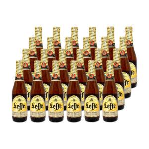 pack 24 cervezas leffe