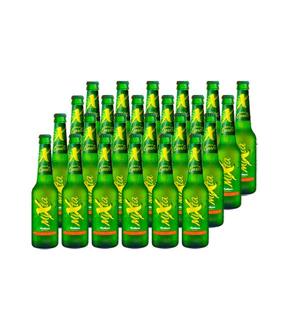 pack 24 cerveza mixta
