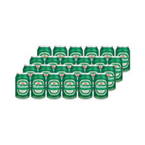 Pack latas mahou clasica