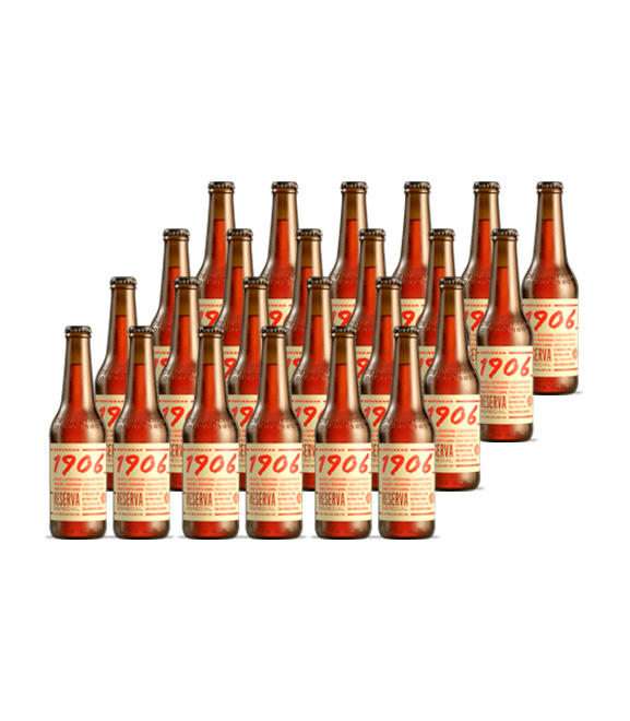 pack cerveza 1906 reserva especial